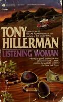 Listening Woman Mass Market Paperbound Tony Hillerman