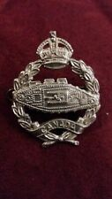 authentic WWII Canada Armoured Corps Cap Badge