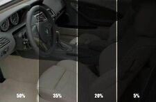 50% Tönungsfolie 75 x 300 Sonnenschutzfolie Licht SCHWARZ Autofolie Fensterfolie