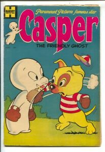 Casper The Friendly Ghost #26 1954-Harvey-Spooky & Nightmare appears-boxing  ...