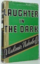 VLADIMIR NABOKOV NABOKOFF Laughter In The Dark 1ST EDITION 1st Issue, DJ 1939