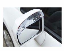 2PCS Car Rearview Mirror Rain Shield Board AUTO ACCESSORY Universal  W596
