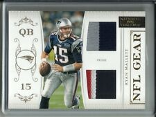 Ryan Mallett 2011 National Treasures Game Used Jersey Patch #01/49
