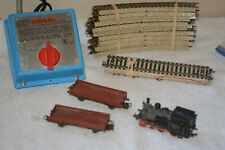 Vintage Marklin HO Train Set