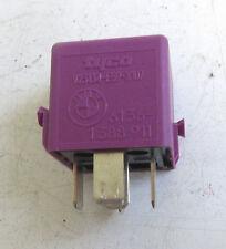 Genuine Used BMW & MINI Purple Relay - 1388911