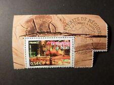 FRANCE 2007, timbre 4099 REGIONS MARCHE' NOEL  oblitéré 1° JOUR CANCEL FDC stamp