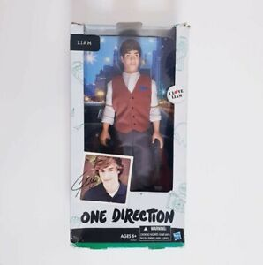 2012 Hasbro One Direction 1D Figure Liam Doll Spotlight Collection In Box