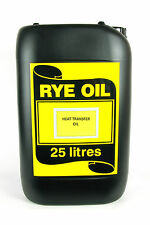 HEAT TRANSFER OIL 25LITRE