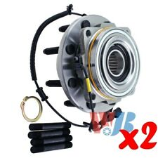 Pack of 2 Front Wheel Hub Bearing Assembly replace 515081 SP940200 BR930695