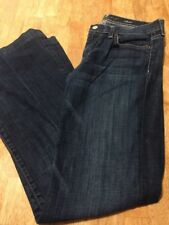 7 For All Mankind Womens Jeans Dojo Size 27 Preowned Broken In