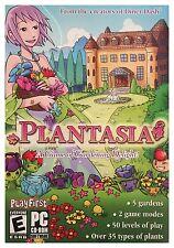 Plantasia (PC, 2006) BRAND NEW SEALED RETAIL BOX - FREE U.S. SHIPPING
