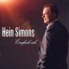 HEIN SIMONS - EINFACH ICH CD SCHLAGER NEU