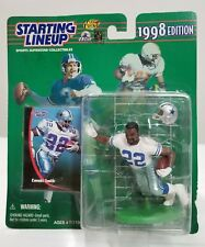 NFL STARTING LINEUP EMMITT SMITH 1998 DALLAS COWBOYS ACTION FIGURE NEW