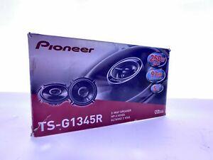 "Pioneer TS-G1345R 5.25"" 2-Way, 250W Max Power Car Speakers"
