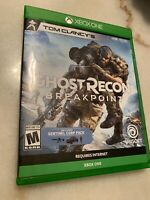 Tom Clancy's Ghost Recon Breakpoint - Xbox One -
