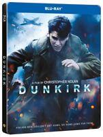 Dunkirk Limited Edition Steelbook Blu Ray + Bonus Blu Ray