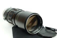 Minolta MC / MD Rokkor  4,5 300mm schöner Zustand Spitzenoptik NEX / NX / OMD