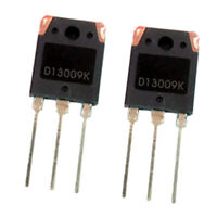 2Pcs NPN Power Transistor TO-3P 100V Linear Amplifier Switching Applications