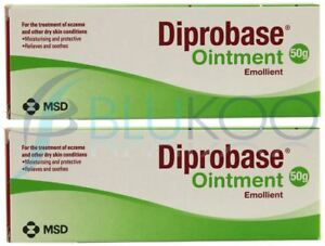 Diprobase Ointment - 50g (Pack of 2)