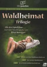 DVD - Waldheimat Trilogie - Alle 3 Filme der Waldbauernbub-Reihe / 2-DVD-Box