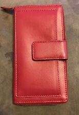 Women Clutch Leather Wallet Long Card Holder Phone Bag Case Purse
