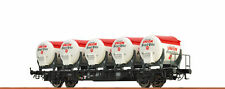 BRAWA 49110 ESCALA H0 Vagón contenedor lbs 589DB, IV, dort.union DC