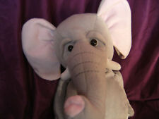 Russ Berrie large Elephant 19'' approx VGC (B142)