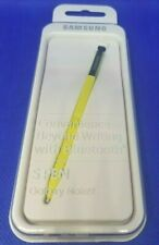 OEM Official Samsung Galaxy Note9 Replacement S-PEN Yellow Stylus with Bluetooth
