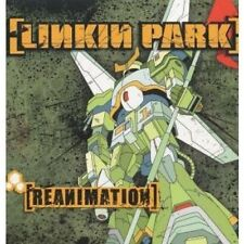 LINKIN PARK - REANIMATION  2 VINYL LP NEU
