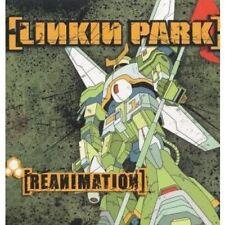 LINKIN PARK - REANIMATION  2 VINYL LP NEU