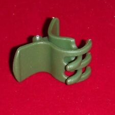 X12 heavy duty orchid nursery plant clips green cymbidium vine supports sturdy
