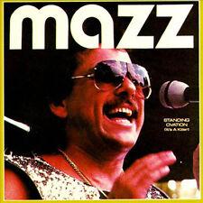 Standing Ovation by Mazz (CD, EMI Music Distribution)
