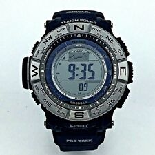CASIO PRW-3500 Protrek Watch with Touch Solar Triple Sensor