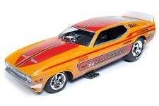 Auto World 1:18 LA Hooker 1971 Mustang Funny Car Dave Condit AW1106