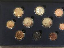 coffret BU MALTE 2012 avec 2 euro commémorative poinçon