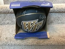2004 Wake Forest Team Signed Basketball- Chris Paul and 7 Others- Demon Deacons