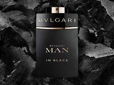 BVLGARI MAN IN BLACK-EDP-SPRAY-3.4 OZ-100 ML-AUTHENTIC TESTER-ITALY