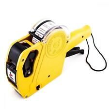 8 Digits Price Numerical Tag Gun Label Maker Mx5500 Eos with Sticker Labels.