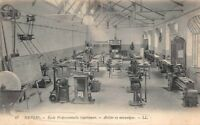 Nevers - École Professional Superior - Workshop Of Mechanical