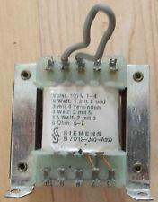 Siemens Klangfilm B71712-J60-A999 ELA Tonfrequenz 100V Übertrager