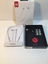 Beats by Dr. Dre - BeatsX Earphones - Matte Silver, Wireless Stereo Headset