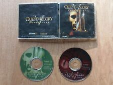 Quest for Glory V: Dragon Fire (PC, 1998) Sierra PC Game