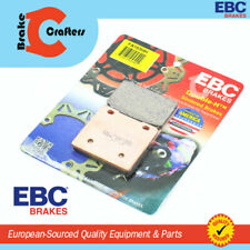 1998 - 2001 SUZUKI VL 1500 LC INTRUDER - REAR EBC HH RATED BRAKE PADS - 1 PAIR