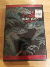 The Lost World: Jurassic Park (DVD, 2000, Collectors Edition)NEW Full Screen