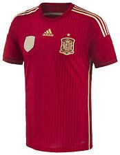 Camiseta Adidas Seleccion Española 2014 roja 140