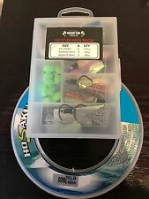 Snapper Snatcher/catchers DIY Kit and 30 lb Leader 4/0 Hooks Beads Make Your Own