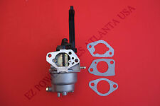 Powermate PM0126000 6000 7500 Watt 414CC Gas Generator Carburetor Manual Special