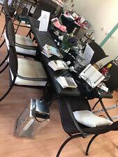 NEU Große BEST Gartengarnitur Gartentisch mit Stühle und Sessel