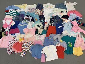 VTG 80s 90s CHILDRENS CLOTHING LOT 69 PCS BOYS GIRLS OSH KOSH HEALTH-TEX & MORE