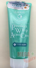 50g Shiseido Perfect Whip Acne Care Cleanser Genuine Foaming Pore clean
